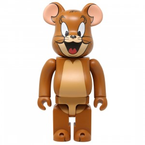 Medicom Tom and Jerry - Jerry 400% Bearbrick Figure (brown)