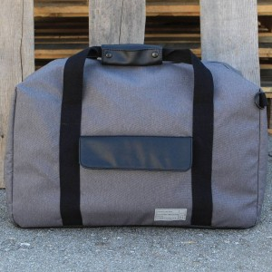 Hex Drifter Duffel Bag (gray / slate)