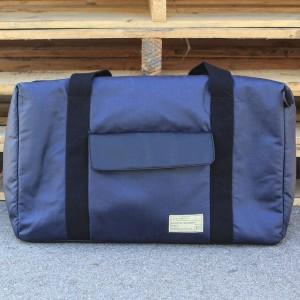 Hex Drifter Duffel Bag (navy / ripstop)