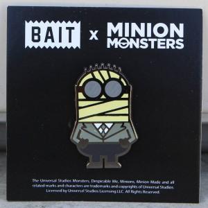 BAIT x Minion Monsters Mummy Glasses Pin (multi)