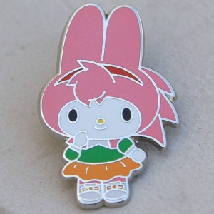 BAIT x Sanrio x Sonic Pink My Melody Pin (pink)
