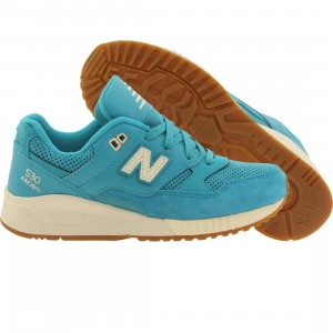 New Balance Women W530AAH 530 90s Running Solids (blue / blue atoll)