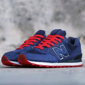 BAIT x G.I. Joe x New Balance Men ML574GI1 - Cobra Commander