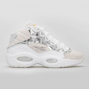 BAIT x Reebok Men Question Mid - Ice Cold US Men Size 8.5 8.5