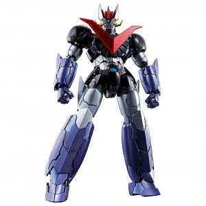 Bandai Mazinger Z Infinity Metal Build Great Mazinger Figure (black)