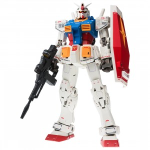 Bandai Gundam Fix Figuration Metal Composite RX-78-02 Gundam 40th Anniversary Ver. Figure (white)