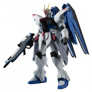 PREORDER - Bandai Gundam Universe Mobile Suit Gundam Seed ZGMF-X10A Freedom Gundam Figure (blue)