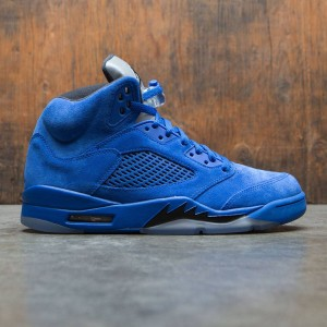 Air Jordan 5 Retro Men (blue / game royal / black)