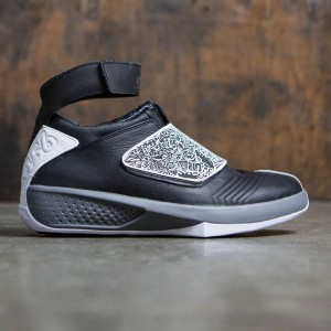Air Jordan 20 XX Men (black / white cool grey)