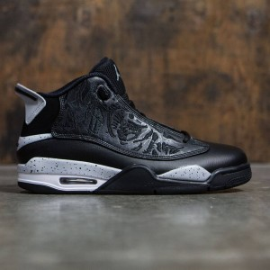 Air Jordan Dub Zero Men (black / wolf grey-white)
