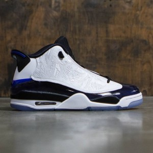Air Jordan Dub Zero Men (white / concord-black-white)