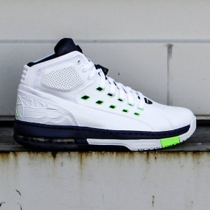 Air Jordan Ol' School Off Court Men (white / ghost green / insignia blue)