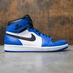 Air Jordan 1 Retro High Men (soar / black-white)