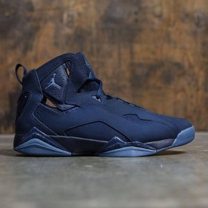 Jordan Men True Flight (obsidian / ocean fog)