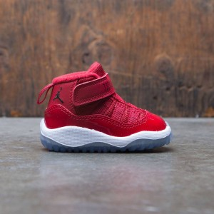Air Jordan 11 Retro (TD) Toddler (gym red / black-white)