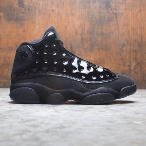 the latest b1012 a955f Air Jordan 13 Retro Men (black   black)