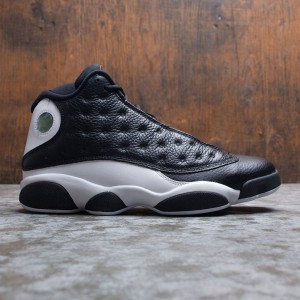 Air Jordan 13 Retro Men (black / gym red-white)