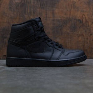 Air Jordan 1 Retro High OG Men (black / university red)