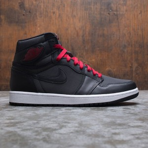 Air Jordan 1 Retro High OG Men (black / gym red-black-white)