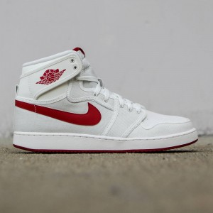 Air Jordan 1 KO High OG Men (red / sail / varsity red)