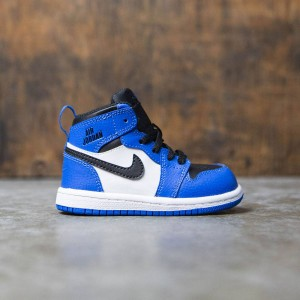 Air Jordan 1 Retro High (TD) Toddlers (soar / soar-white-black)