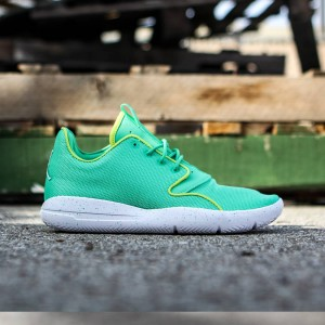 Jordan Big Kids Eclipse GG GS (green / gamma green / white / cyber)