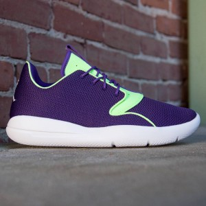 Jordan Big Kids Eclipse GG (ultraviolet / ghost green / black)