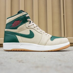 Air Jordan 1 The Return Men (sand dune / gorge green / white)
