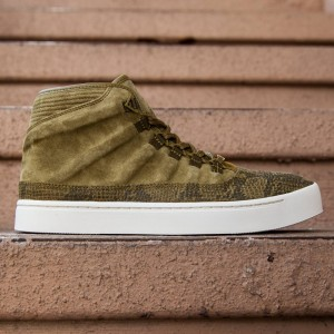 Jordan Men Westbrook 0 (green / militia green / black / light bone / white)