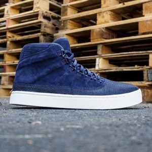 Jordan Men Westbrook 0 (Mid Navy / white-black-light brown)