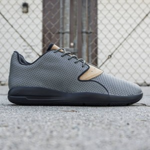 Jordan Men Eclipse LTR (gray / tumbled gray / cinnabar / felt gold / anthracite)