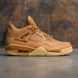 Air Jordan 4 Retro Pinnacle Men (ginger / gum yellow)