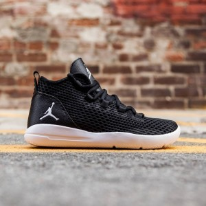 Jordan Big Kids Reveal (GS) (black/black/white/white)