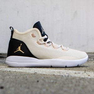 Jordan Big Kids Reveal Premium HC (GS) (pearl white / black / white / metallic gold)