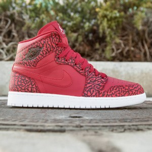 Air Jordan 1 Retro High Men (red / gym red / team red / white)