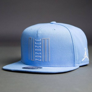 Air Jordan 11 Low Snapback Cap Men (blue / university blue / white) 1S