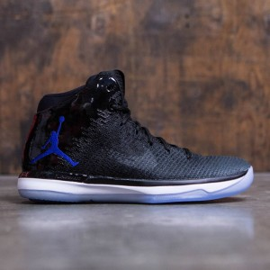 Air Jordan XXX1 Basketball Men (black / concord-anthracite-white)
