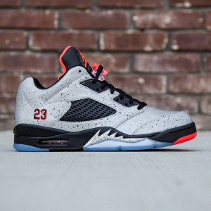 Air Jordan 5 Retro Low Neymar Men (reflect silver / infrared 23-black)