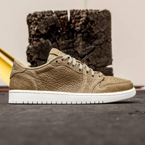 AIR JORDAN 1 RETRO LOW Men (trooper / trooper-sail)