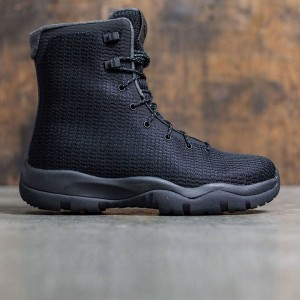 Jordan Men Future Boot (black / black-dark grey)