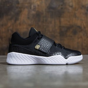 Jordan Men J23 (black / metallic gold-white)