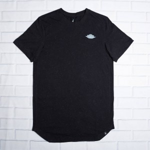 Jordan Men Sportswear Future 2 T-Shirt (black / white)