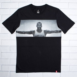 Jordan Men Sportswear Wings T-Shirt (black)