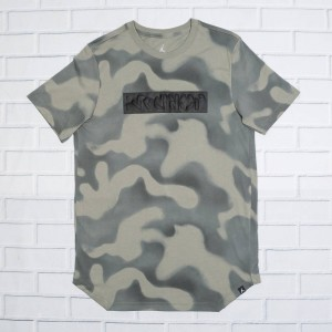 Jordan Men 5 T-Shirt (dark stucco / black)