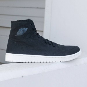 AIR JORDAN 1 RETRO HIGH DECONSTRUCTED Men (black / black-sail)