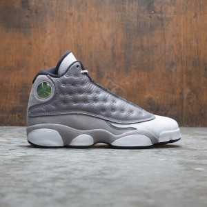 Air Jordan 13 Retro (GS) Big Kids (atmosphere grey / black-white)