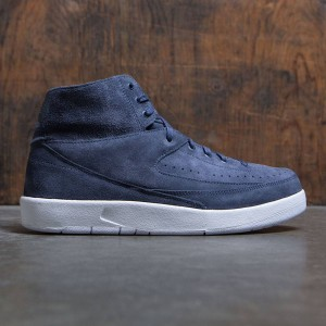 Air Jordan 2 Retro Decon Men (thunder blue / thunder blue-white)