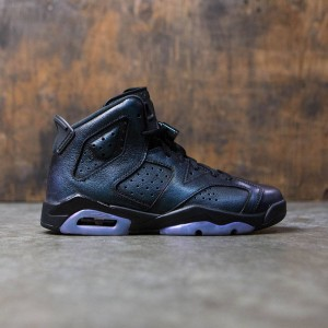 AIR JORDAN 6 RETRO AS BG Big Kids (black / black-white)