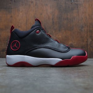 Jordan Men Jumpman Pro Quick (black / white-gym red)