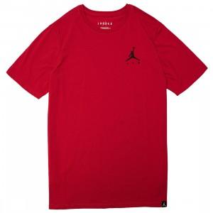 Jordan Men Jumpman Air Tee (gym red / black)